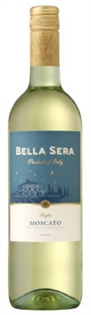 Bella Sera Moscato 750ml - Case of 12